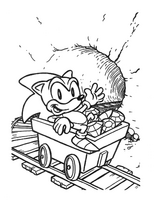 Sonic Paint 'N' Marker book - page 16