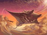 Levitated Ruin koncept 2