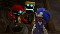 SB S1E22 Orbot Cubot Sonic