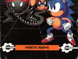 Sonic the Hedgehog in Castle Robotnik