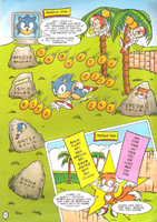 Sonic the Hedgehog Puzzle Book 1 - page 2