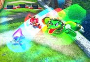 Jump Dash Team Chaotix