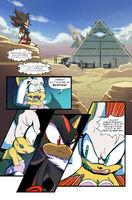 SonicForces Comic LoomingShadow P5