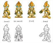 Sonic Battle Mood Koncept 7