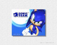 Sonic Team wallpaper 3D
