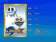 Sonic X karta 37