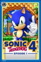 Sonic 4 Card
