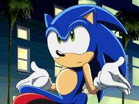 Sonic the Hedgehog (Sonic X) 2
