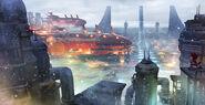 Forces koncept port