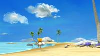 S1E03 Beach Tails run