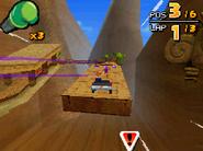 Sandy Drifts DS 17
