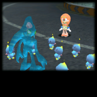 Sonic Adventure Credits (Super Sonic 22)