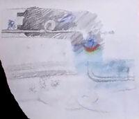 Sonic CD Level Concept 02