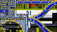 Sonic Mania - Chemical Plant Zone 4