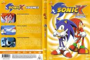 Sonic X AUS DVD 2