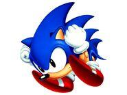 Sonic pose 5