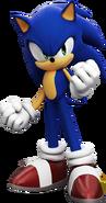 Speed Battle Modern Sonic