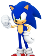 TSR story Sonic 2