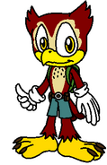 Fletcher the Owl