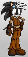 Axel pilot suit