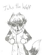 Jake the Wolf