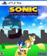 Sonic Rectification (Game Cover)