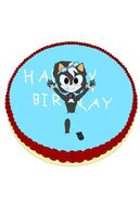 Happy birthday Axel