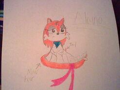 Alaina the fox by siggasgreen10-d5hhfgi