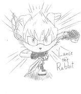 Lance the Rabbit