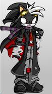 Axel Demon of the world outfit