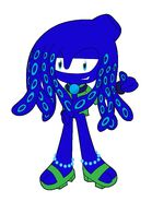 Octo the blue ringed octopus
