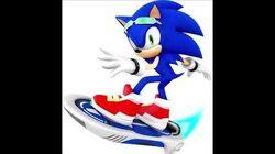 Sonic Riders Velocity - Sonic The Hedgehog Unused Voice Clips