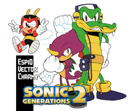 The Chaotix (Classic)