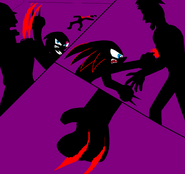 Crimson slaughter mini comic