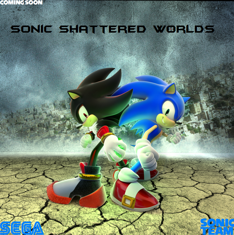 Sonic Shattered Worlds