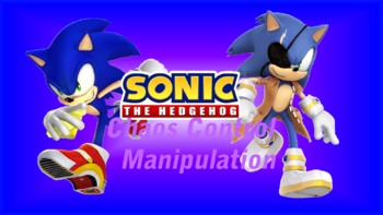 Sonic the Hedgehog Chaos Control Manipulation promotional artwork.png