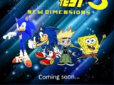 Sonic the Hedgehog vs. Johnny Test 3: New Dimensions