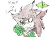 Kenan the Hedgehog