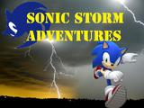 Sonic Storm Adventures Series