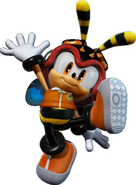 Charmy Bee (BearfootTruck's Universe)