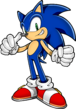 Sonic Art Assets DVD - Sonic The Hedgehog - 9