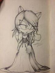 Taura the Squirrel Sketch by Starz.jpg