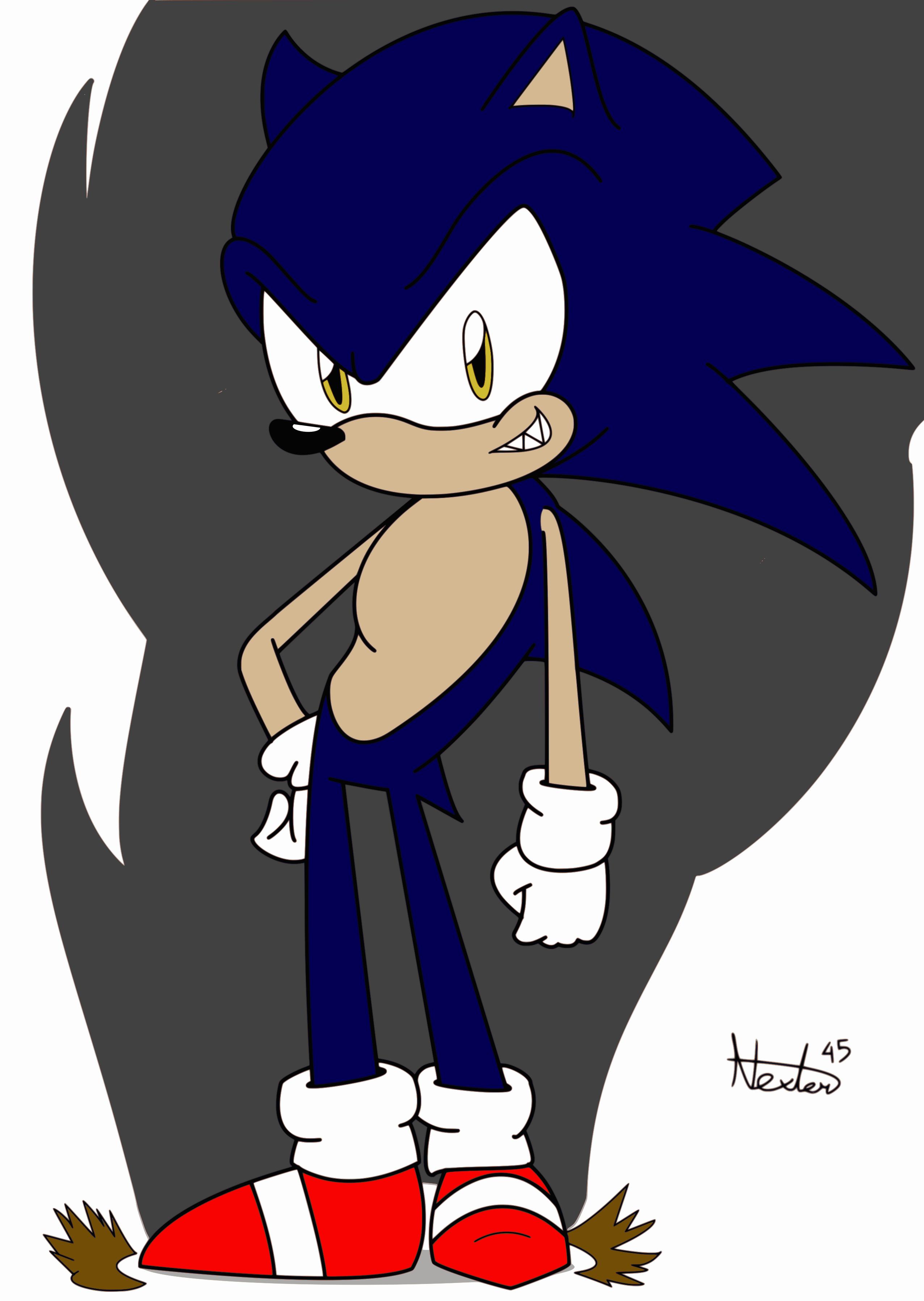 Dark Sonic (AOTBB Version)