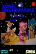 Cover Sonic Unstoppable Special Episode 001 Tails Big Day