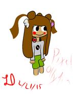 Pixel Ollydia