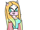Angel Aura the Kitsune