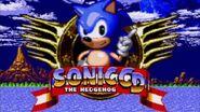 Sonic CD (USA) Music- Boss