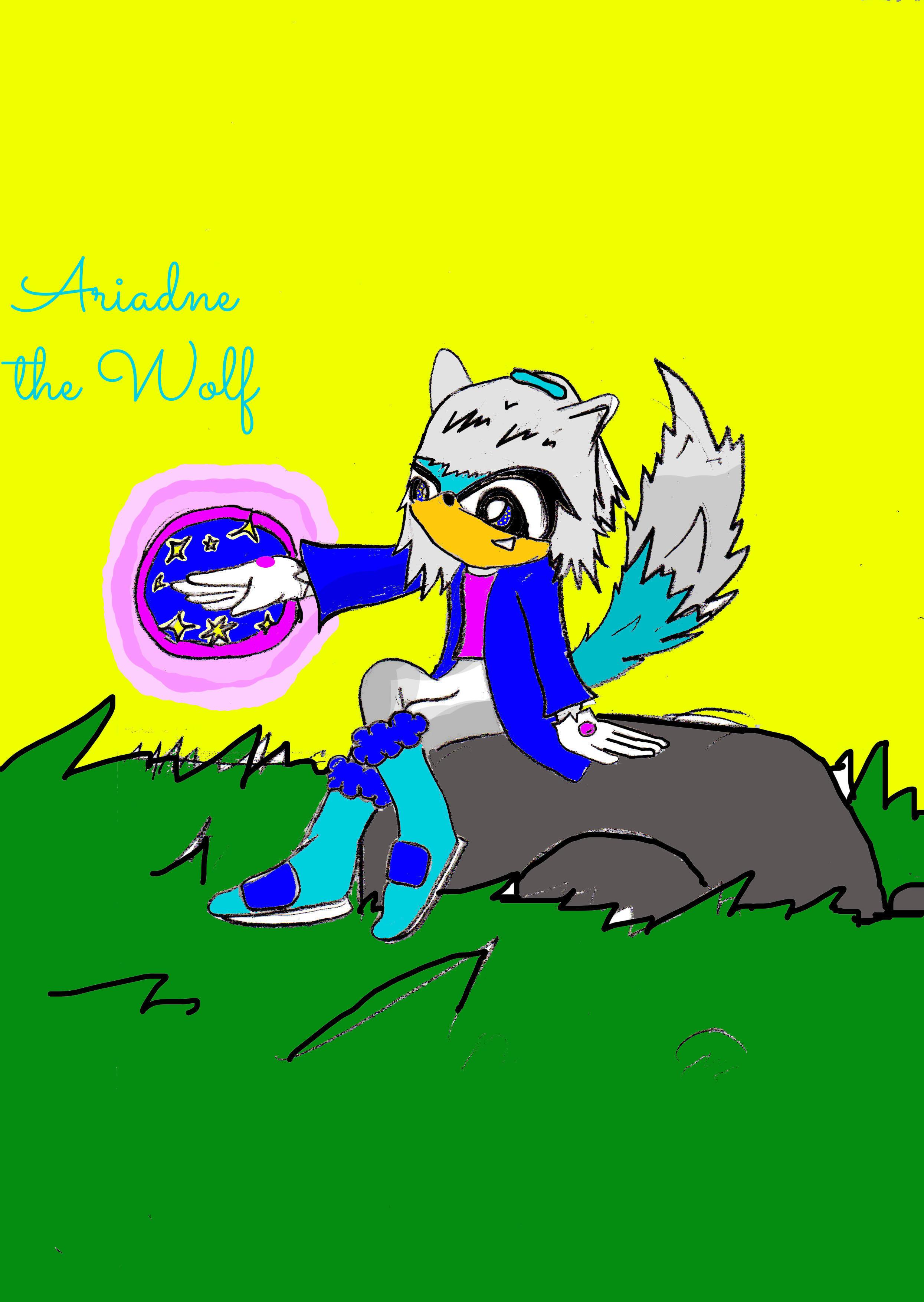 Ariadne the Wolf