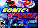 Sonic Riders: The Trilogy