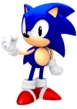 Another 25th anniversary classic sonic render by jaysonjean-dahqhbx